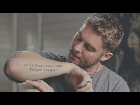 What's Up With Brett Young's Tattoos ?