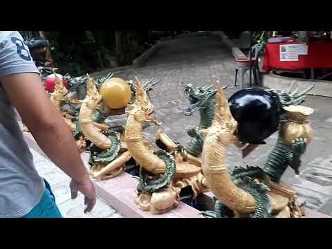 Wat Samphran(Dragon Temple)
