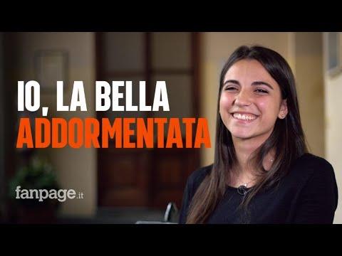 Aurora, 19 anni, affetta da narcolessia rara: 'Mi addormento ovunque per ore, ma vivo col sorriso'
