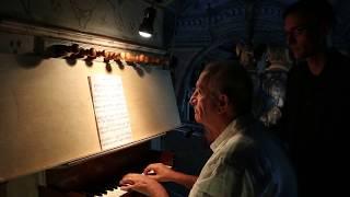 Silvio Notarbartolo 11.07.2017 r., Jean-Francois Dandrieu, Adam ou es tu (Recit e 7 variazioni)