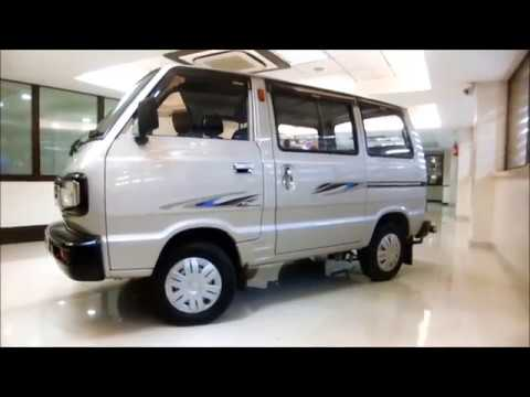 Maruti omni van | leather dashboard, grill paint and seatcovers | by vinay kapoor