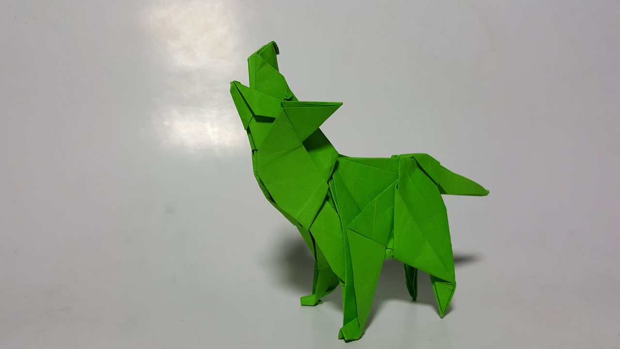 Origami Wolf Teaser Henry Pham