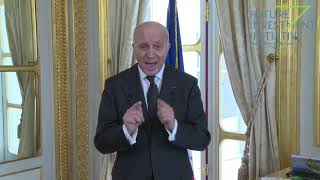 H.E. Laurent Fabius, Former President, COP21 Paris Agreement France - FII 4th Edition
