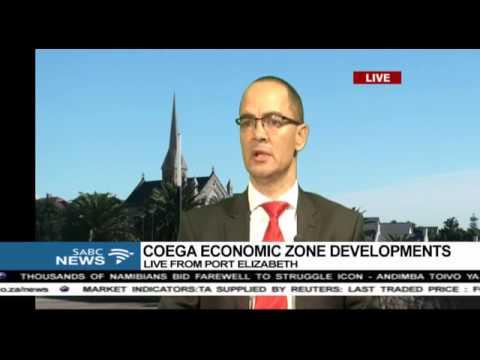 COEGA Economic Zone Developments: Lionel Billings