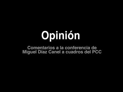 Respuesta A Miguel Diaz-Canel 2da Parte