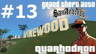 Zagrajmy w Grand Theft Auto San Andreas Odcinek.13 (Sprzęt)
