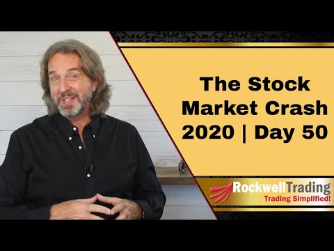 🔴 The Stock Market Crash 2020 – Day 50 | May 4th at 2:30 pm Central