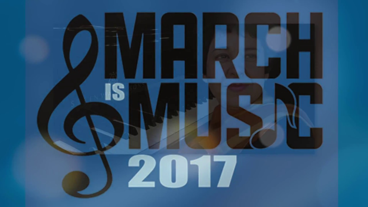 March is Music 2017 Mirian Conti