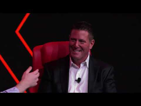 Disney's Kevin Mayer | Full interview | Code Media 2019