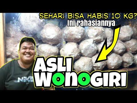 🔴-bakso-sabar-menanti-asli-wonogiri- -indonesia-street-food-#19
