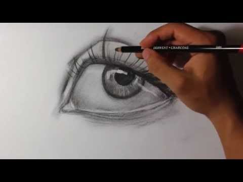 Intro to Charcoal Drawing - Easy Things To Draw