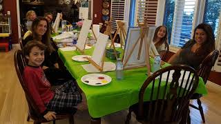 Paint Parties with Mandy's Creative Touch