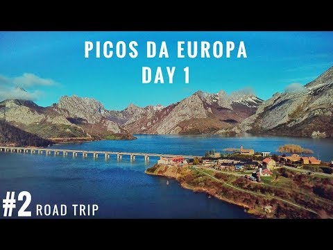 Picos da Europa Day 1 ► AMAZING Trip On Two Wheels (HD) [Portugal - Spain]