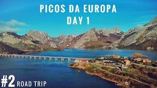 Viagem de Moto para os Picos da Europa Dia 1  ► Braga - Picos da Europa  ► Honda Transalp