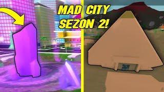 SEZON 2 W MAD CITY! *magiczny kamień* I ROBLOX #326
