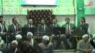 """فرقة الاخوة ابو شعر وقصيدة """"صلوا علي طه المحبوب"""" من إحتفالات الساحة الرضوانية"""