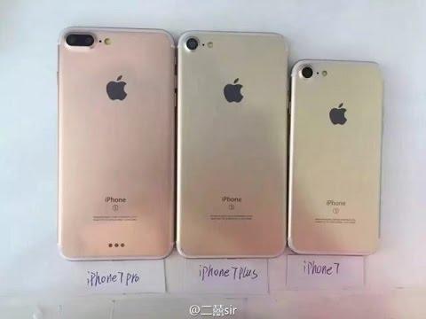 Skillnad På Iphone 6s Och 7