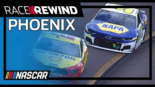 Elliott crowned 2020 NASCAR Cup Series champion: Race Rewind from Phoenix Raceway