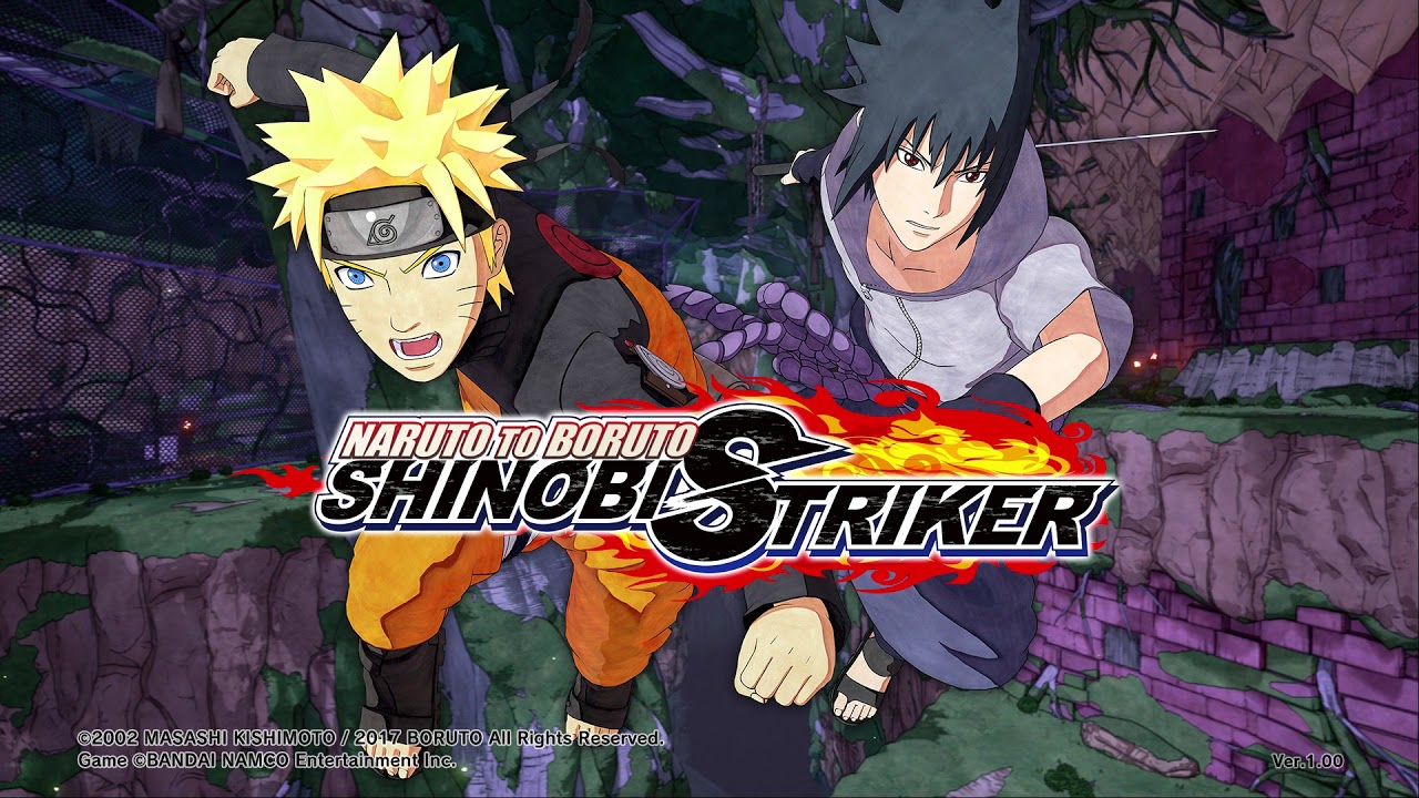 Naruto to Boruto Shinobi Striker (PS4) - Gameplay Walkthrough Co-op  Multiplayer Match [1080p 60fps]