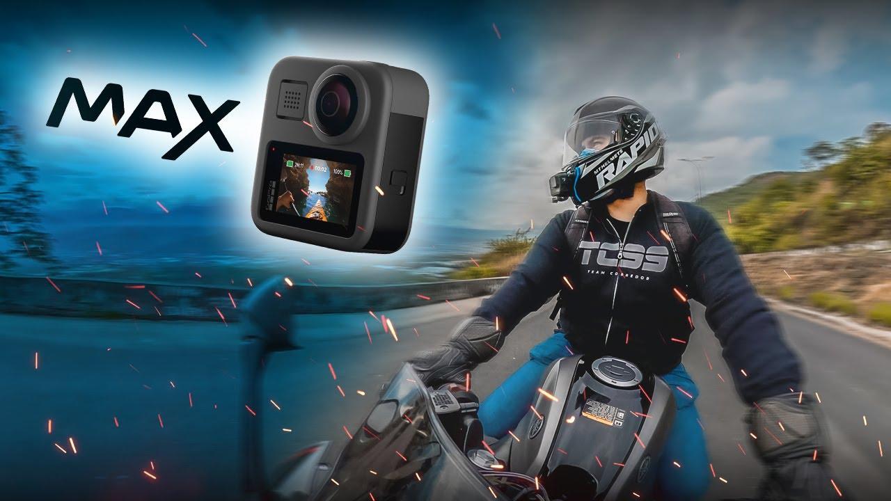 ESTRENANDO GOPRO MAX 360 con un SUSCRIPTOR // VIDEO EN 360 y 4K