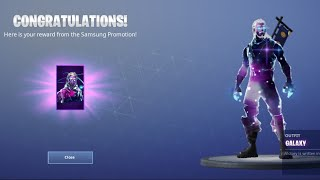 HOW TO GET THE GALAXY SKIN ON FORTNITE!! *Easy*