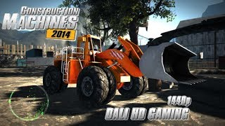 Construction Machines 2014 PC Gameplay FullHD 1440p