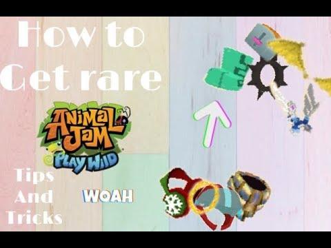 AJPW how to get rare! Animal Jam Play Wild