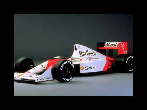 The sound of a V12 Formula 1 [HD]