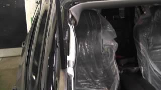 БМВ Х5 Замена лобового стекла