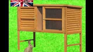 Rabbit Hutches And Homes For Your Small Pets
