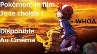 Cinémas enfin Disponibles pour Pokémon, le film 20 (VF) + Les Pikachu à Casquette et Marshadow