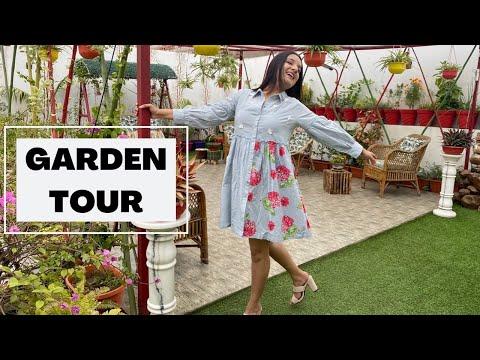 My Terrace Garden Tour