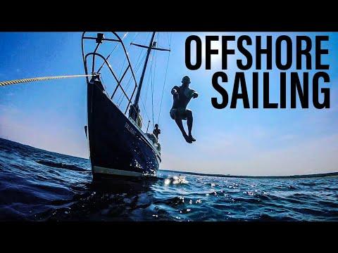 GoPro: USNA Offshore Sailing 2A 2017 (NA-35 Valiant)