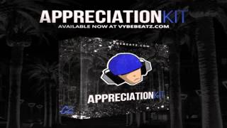 Vybe Beatz Appreciation Drum Kit 2015 [FREE DOWNLOAD]
