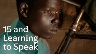Speaking for the first time: deaf children in Uganda | Unreported World
