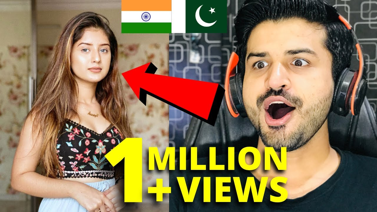 Download Pakistani React on Indian | ARISHFA KHAN Latest TIKTOK VIDEOS 2021 | Reaction Vlogger
