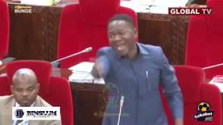 MBUNGE Aliyemwaga MACHOZI Bungeni - Waziri Usikanyage MTWARA