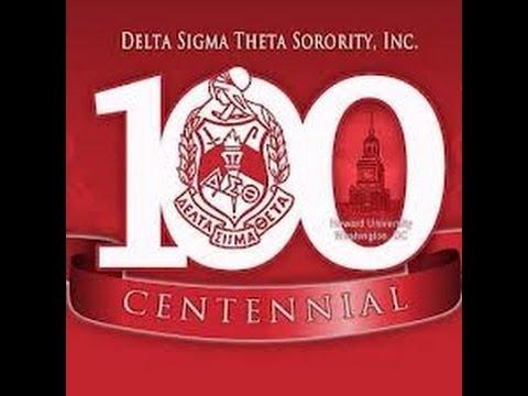 Legacy 22: Delta Sigma Theta - 100 Years of Impact