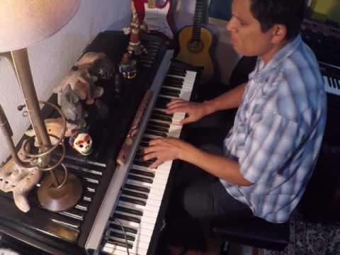 Fender Rhodes - EUROPA - Carlos Santana (piano cover)