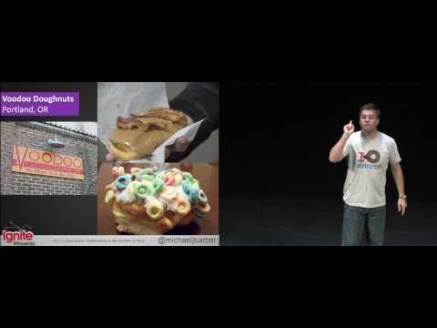 Ignite Phoenix #8 - For the Love of Donuts