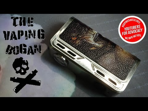 Smoant Charon Adjustable 218W Mod | Full Review | The Vaping Bogan