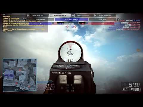 "BF 4 Hackers exposed: ""RUS_HA_HAXyu"" on Shanghai"