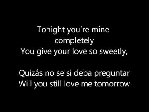 WILL U STILL LOVE ME TOMORROW - LESLIE GRACE LETRA