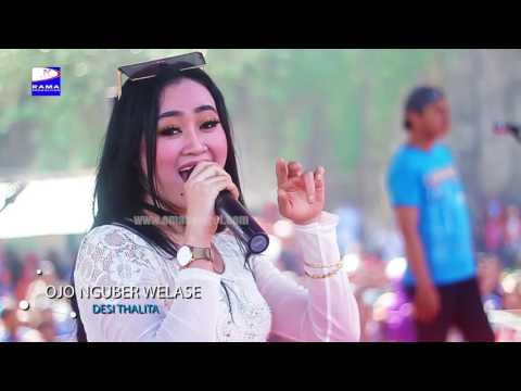 LAGISTA Desi Thalita - Ojo Nguber Welase - Rama Production - Pantai Soge