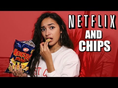 NETFLIX AND CHIPS | Maile Akln