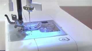 Обзор швейной машинки Jaguar VX-9