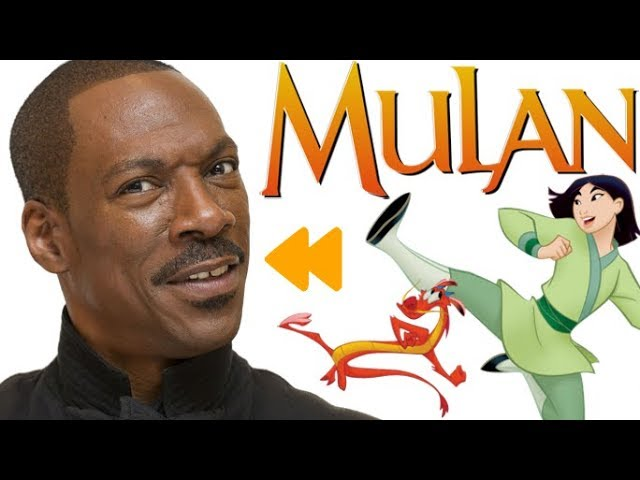 Mulan Voice Actors And Characters Youtube
