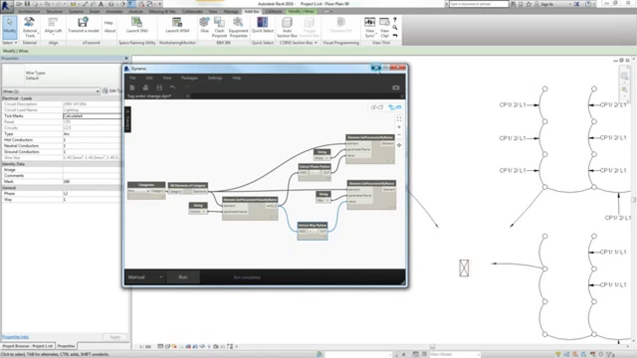 Revit Mep Electrical Circuit Tag Customisation Youtube Software