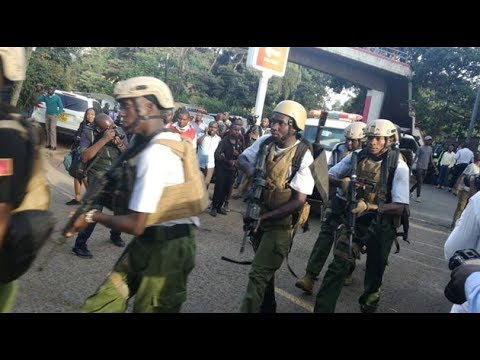LATEST REPORT: Kenya\'s Elite Squad, RECCE go right after Riverside Attackers