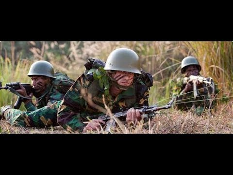 Bangladesh Armed Forces In Action